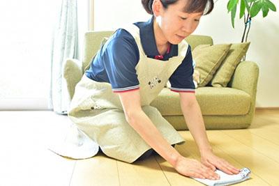 室内外の掃除、整理整頓